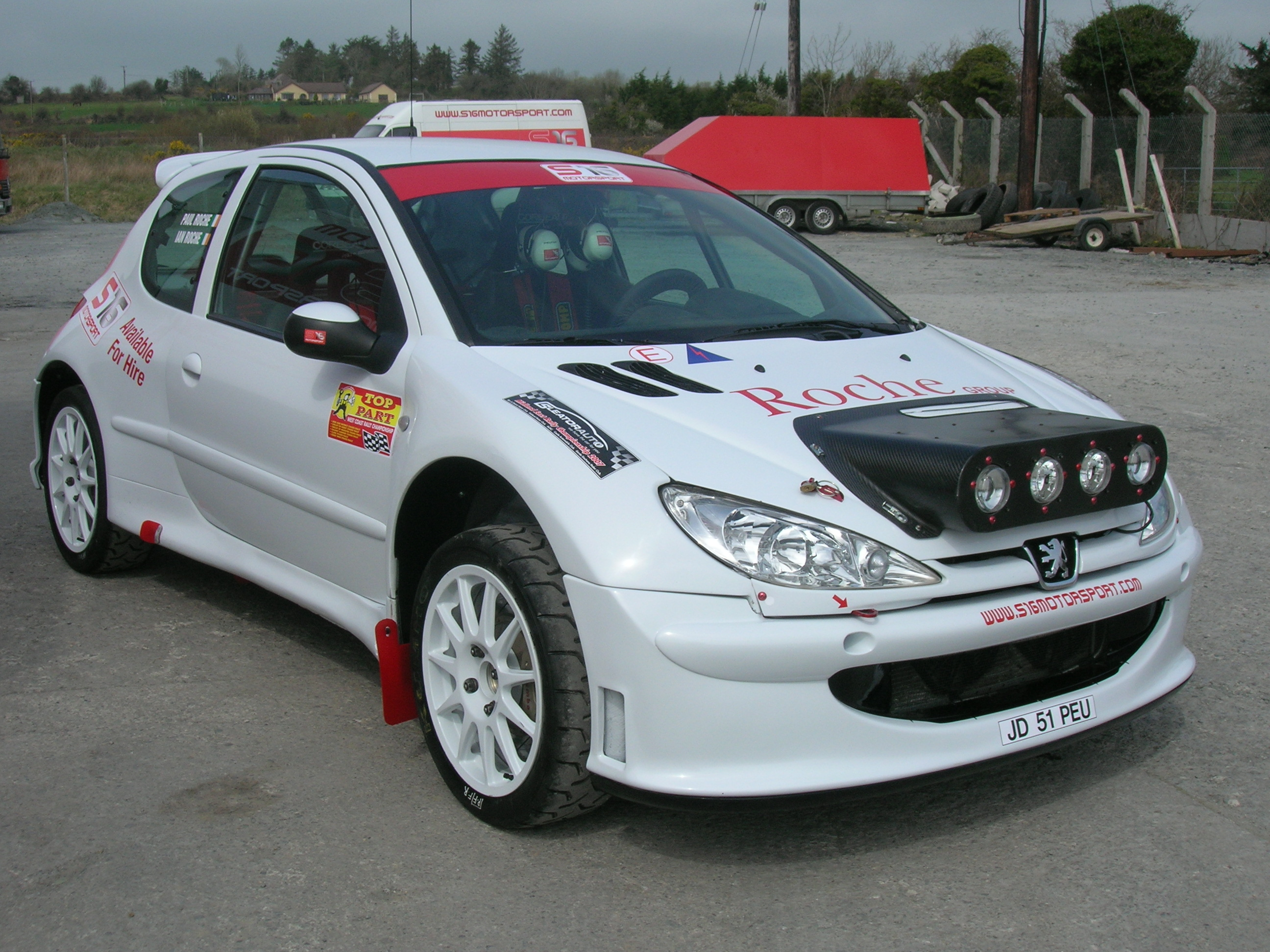 Fancy Peugeot 206 Rally Car For Sale Collection - Classic Cars Ideas ...